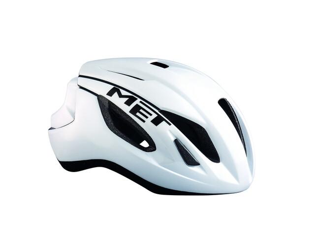 MET Strale Helm white